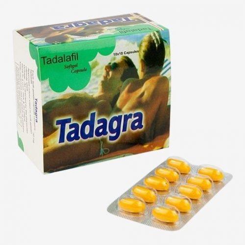 Tadagra Softgel 20