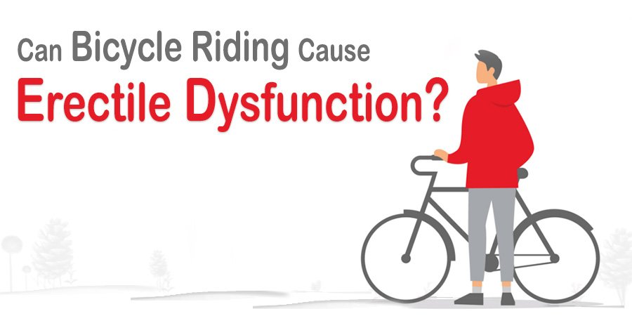 Can Bicycle Riding Cause Erectile Dysfunction?