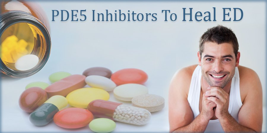 What are PDE5 Inhibitors and How Does It Help to Cure Erectile Dysfunction?